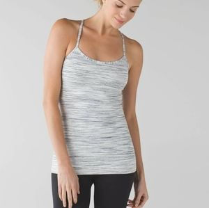 Lululemon Space Dye Power Y Tank Size 10